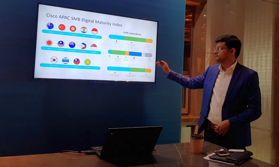 Majority of ASEAN SMBs are Digitally Indifferent According to Cisco