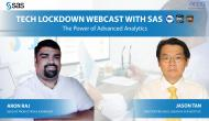 The Tech Lockdown with SAS – The Power of Advanced Analytics