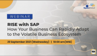 RISE with SAP: How Your Business Can Rapidly Adapt to the Volatile Business Ecosystem (Bahasa Indonesia)